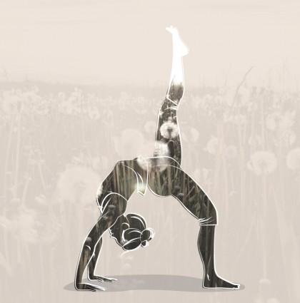 Espacio para el yoga