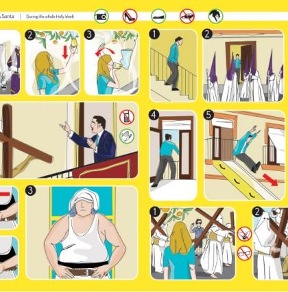Instrucciones de Salvamento de Semana Santa
