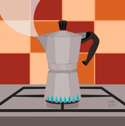 ¿Alguien quiere café?